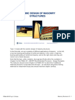 Topic12-Seismic Design of Masonry Structures Notes.pdf