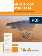MESIA Solar Outlook Report Single 2019