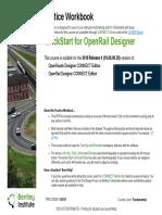 QuickStart Using OpenRail Designer_2018R4!03!01