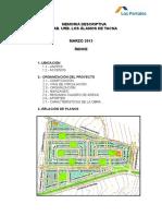 Memoria_descriptiva_los Alamos de Tacna(Rectificado)