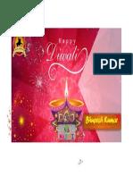Diwali Wish Bhupesh
