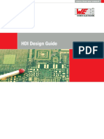 WE CBT Design Guide HDI-12