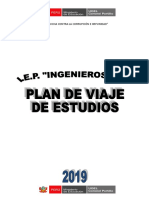 Plan de Viaje de Estudios