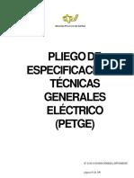 PETP Electrico