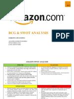 Amazon Swot Bcg Analysis