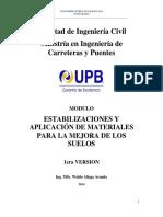 Texto Guia Estabilizacion de Suelos - UPB - 2014