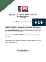 Centro Educativo Arroyo Hondo Maria Elena