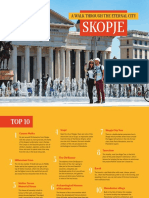 1. Skopje a Walk Through the Eternal City