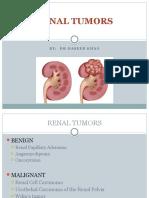 Renal Tumors