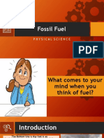 Fuel Fossil