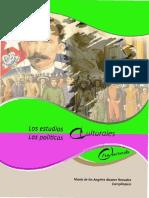 Los Estudios y Politicas Cultur - Maria de Los Angeles Alvarez-Be