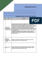 Evaluación de Estandares Minimos 0312 Vivero