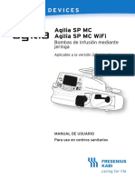 Manual de Usuario Agilia SP MC SW2.2