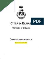 Consiglio Comunale 25-10-2010