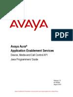 170599Avaya_Aura_AES_7-0_DMCC_API_Java_Programmers_Guide.pdf