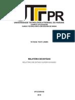 TCC Relatório de Estágio