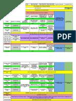 Weehu 2015 Schedule