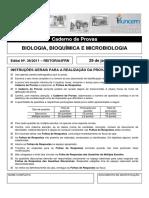 P07 - Biologia- Bioquimica e Microbiologia