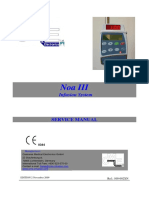 service manual Noa III