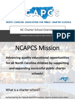 2019 NC Charter School Overview
