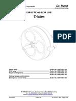 Dr. Mach Triaflex - User Manual