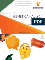 GENETICA AULA 1