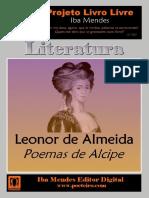 Poemas de Alcipe - Leonor de Almeida