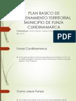 Plan Basico de Ordenamiento Territorial Funza