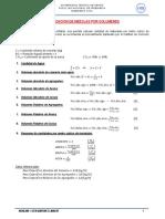 DOSIFICACION   VOLUMENES