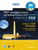Call-For-Papers-IAC2019 2018-10-09 FINAL Updated Online