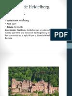 Castillo de Heidelbrg