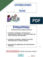 Contribuciones-Tasas