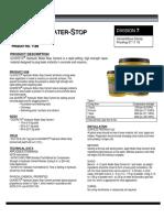 data_sheet-hydraulic water-stop cement 1126.pdf