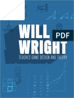 Will Wright Teachers Game Design and Theory