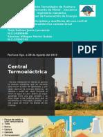 Presentación_Elementos Principales y Auxiliares de Una Central Termoeléctrica Convencional_Agosto 28