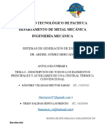 Antología_Elementos Principales y Auxiliares de Una Central Termoeléctrica Convencional
