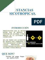 SUSTANCIAS PSICOTROPICAS