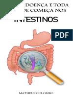 [EBOOK] Toda a doença e toda a saúde começa nos intestinos - Matheus Colombo
