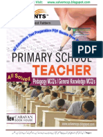 Primary school teacher guide