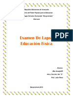 Examen de Lapso Educacion Fisica listo.docx