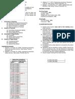 ES 322 Dynamics of Rigid Bodies (TF) Course Outline