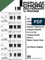 # Book - Palmer-Hughes - Popular Chord Dictionary for Piano