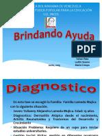 Diapositiva Labor Social Chuello