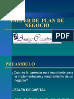 Plan de Negocio - Pres.