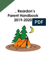 parent handbook 19-20