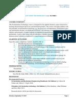 FT Course Syllabus Sep 2019(1)