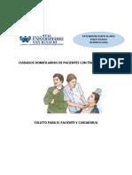 Cuidados Domiciliarios de Pacientes Con Traqueostomia