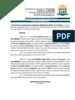 c2016 1 Uft Prof Atos Do Reitor Nomeacoes 19ª Chamada