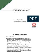 Petroleum Geology 1