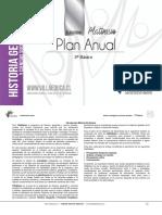 Planificación Anual - HISTORIA - 3Basico - P
